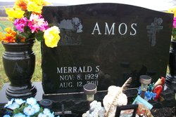 Merrald Sage Bud Amos, Jr