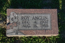 Roy Anglin
