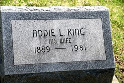 Addie L <i>King</i> Beiser