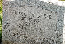 Thomas W Beiser