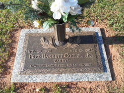 Fred Barrett Barry Cooper