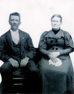 Martha E. <i>Wardlaw</i> Burdine