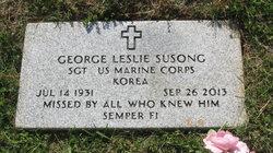 George Leslie Susong
