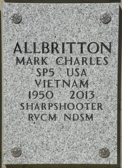Mark Charles Allbritton