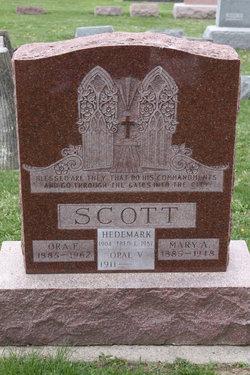 Mary A. Scott