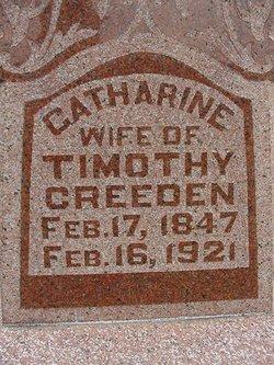 Catharine Creeden