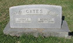 Sarah Jane Sadie <i>Nattrass</i> Gates