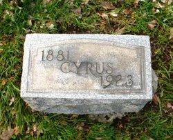 Cyrus August Christley