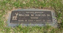 Walter Martin Buster Adkins, Sr