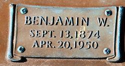 Benjamin W. McLane