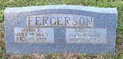 John F Fergerson