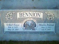 Ethel Faye <i>Henderson</i> Bennion