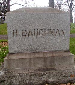 Bertha <i>Miller</i> Baughman