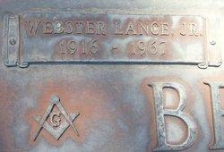 Webster Lance Benham, Jr