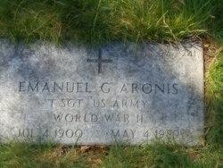 Emanuel G Manuel Aronis
