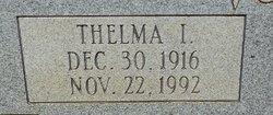 Thelma L Benjamin