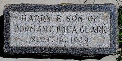 Harry E. Clark