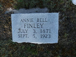 Annie Belle <i>Weatherly</i> Finley