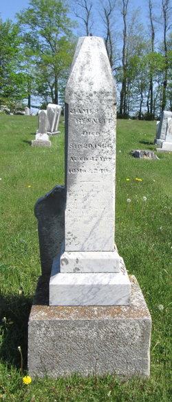 James E Bennett