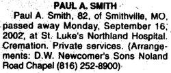 Paul Alexander Smith