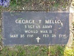George T Mello