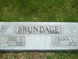 Franklin L Frank Brundage