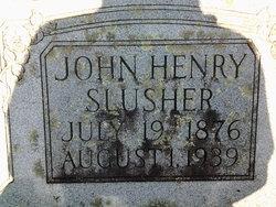 John Henry Slusher