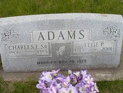 Ella Pearl Ellie <i>Peyton</i> Adams