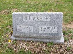Geraldine Louise <i>Gordon</i> Nash