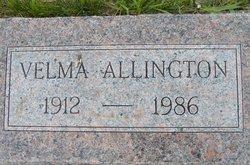 Velma Allington