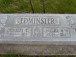 Herbert Eli Edminster