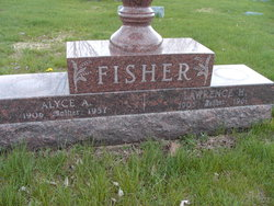 Alyce A <i>Niggemeyer</i> Fisher