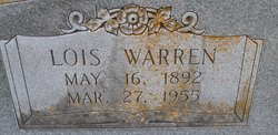 Lois Warren <i>Elderkin</i> Judson