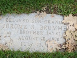 Jerome S. Brother Jaye Brummell