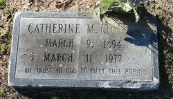 Catherine <i>Mattocks</i> Collins