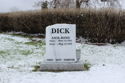 Jack Bond Dick