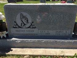 Doris Alene <i>Johnson</i> Clements
