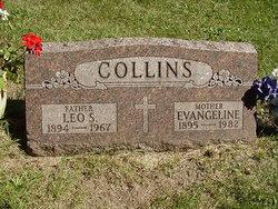 Evangeline Catherine Vangy <i>Young</i> Collins