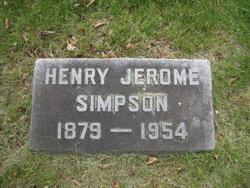 Henry Jerome Simpson
