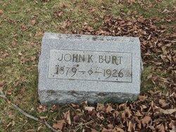 John K Burt