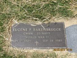 Eugene Pierce Barenbrugge