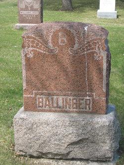 Jacob Lincoln Ballinger