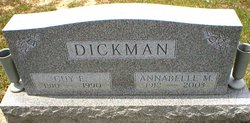 Annabelle M. <i>Knost</i> Dickman