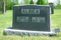B F Albea