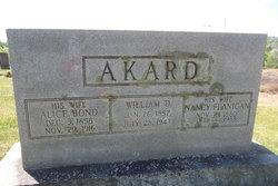 Alice <i>Bond</i> Akard