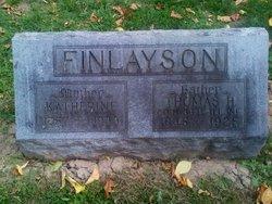 Corp Thomas Hawley Finlayson