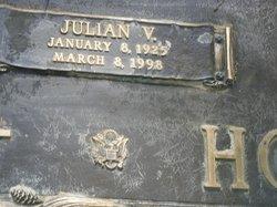 Julian V Howes