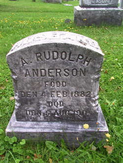 A Rudolph Anderson