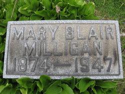 Mary A <i>Burd</i> Blair