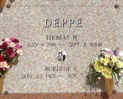 Thomas William Deppe